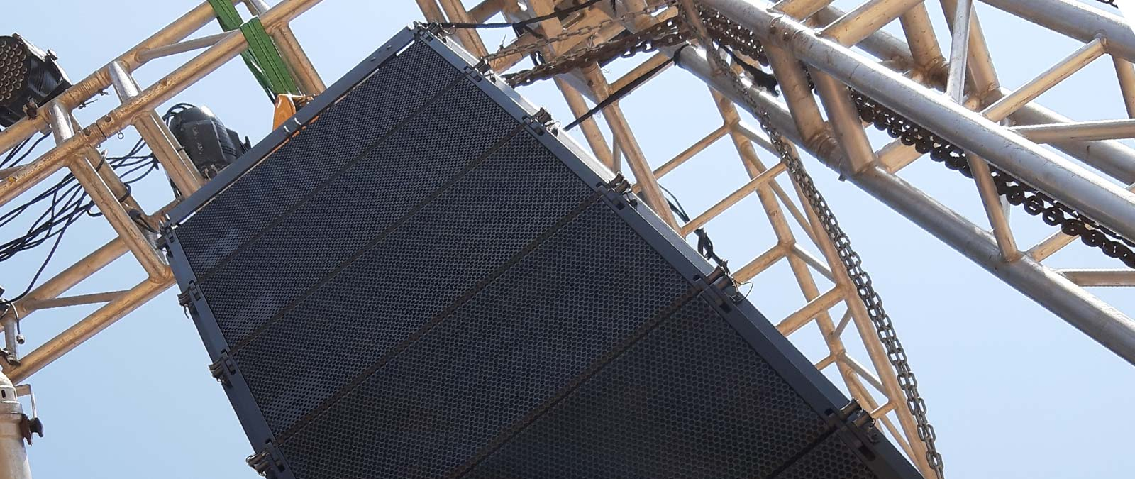 #d&b Audio, JBL & more##High Quality PA & Sound hire for indoor & outdoor events