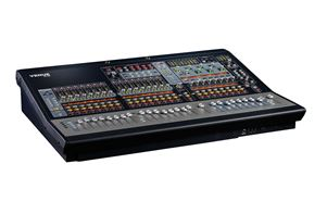 VENUE SC48 is a fully integrated live sound system that combines all I/O, digital signal processing