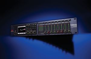 Provides incredible flexibility, sonic excellence and intuitive control for performance applications.
