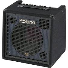 The KC-550 boasts 180 watts of powerful sound via a 15-inch speaker and horn tweeter
