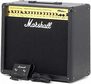 Marshall MG100DFX Combo amps delivers a dynamic yet tone full punch, and they