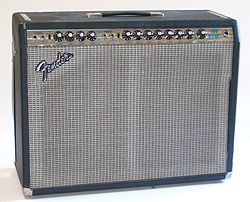 This amp has seen action in every imaginable venue and remains indispensable to this day.